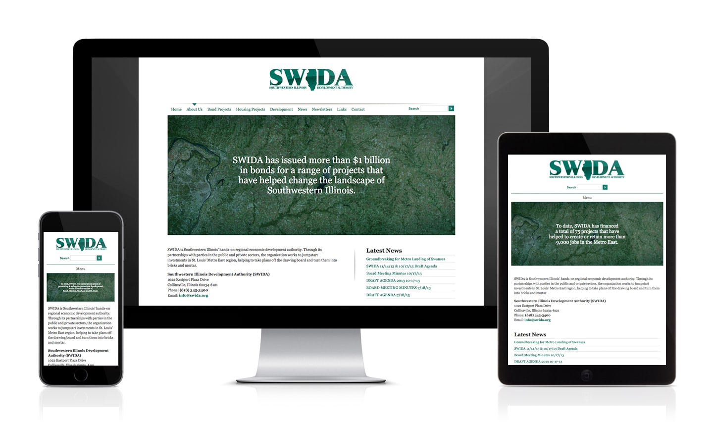 SWIDA Website