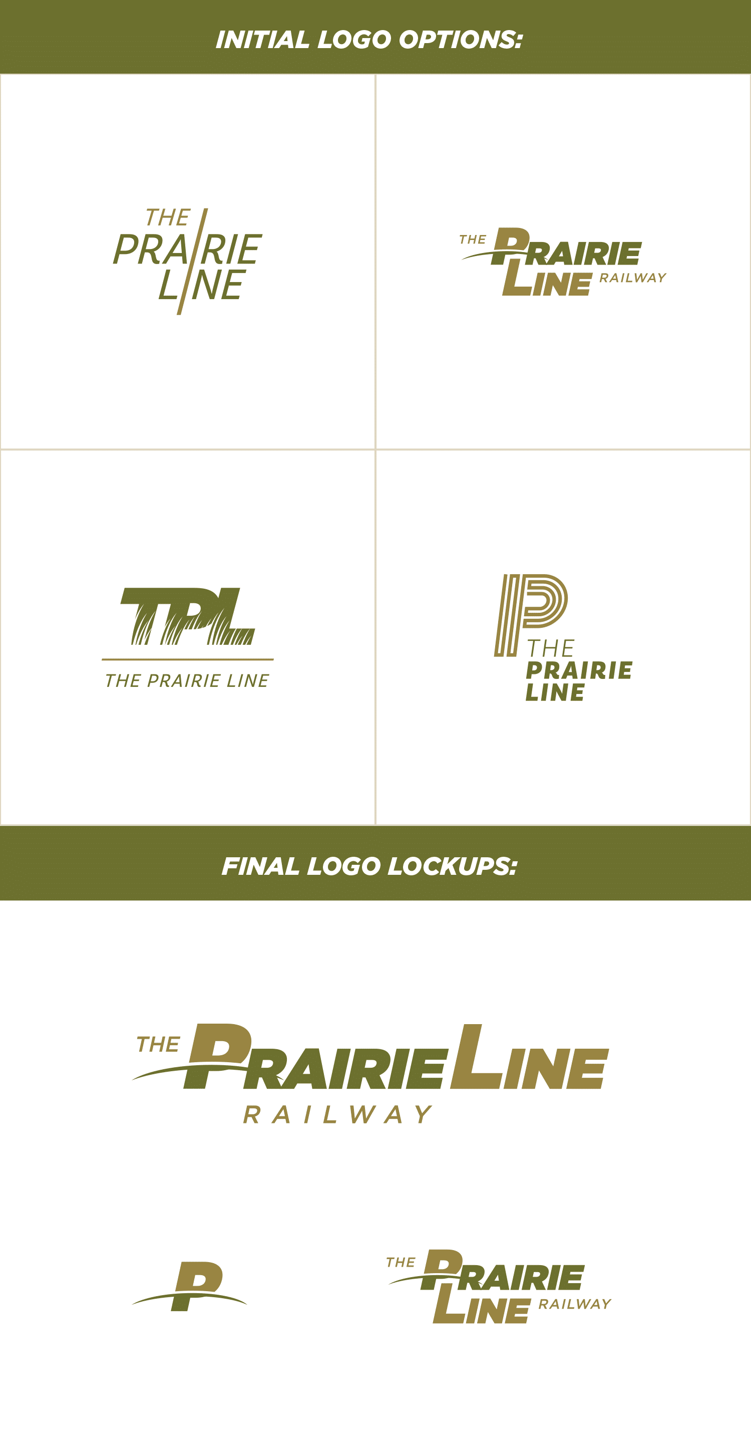 TPL logo options & final logo