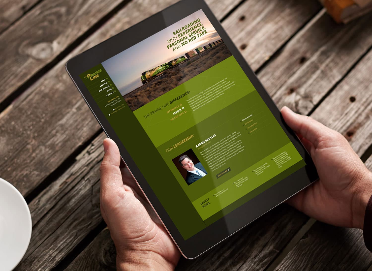 TPL website design