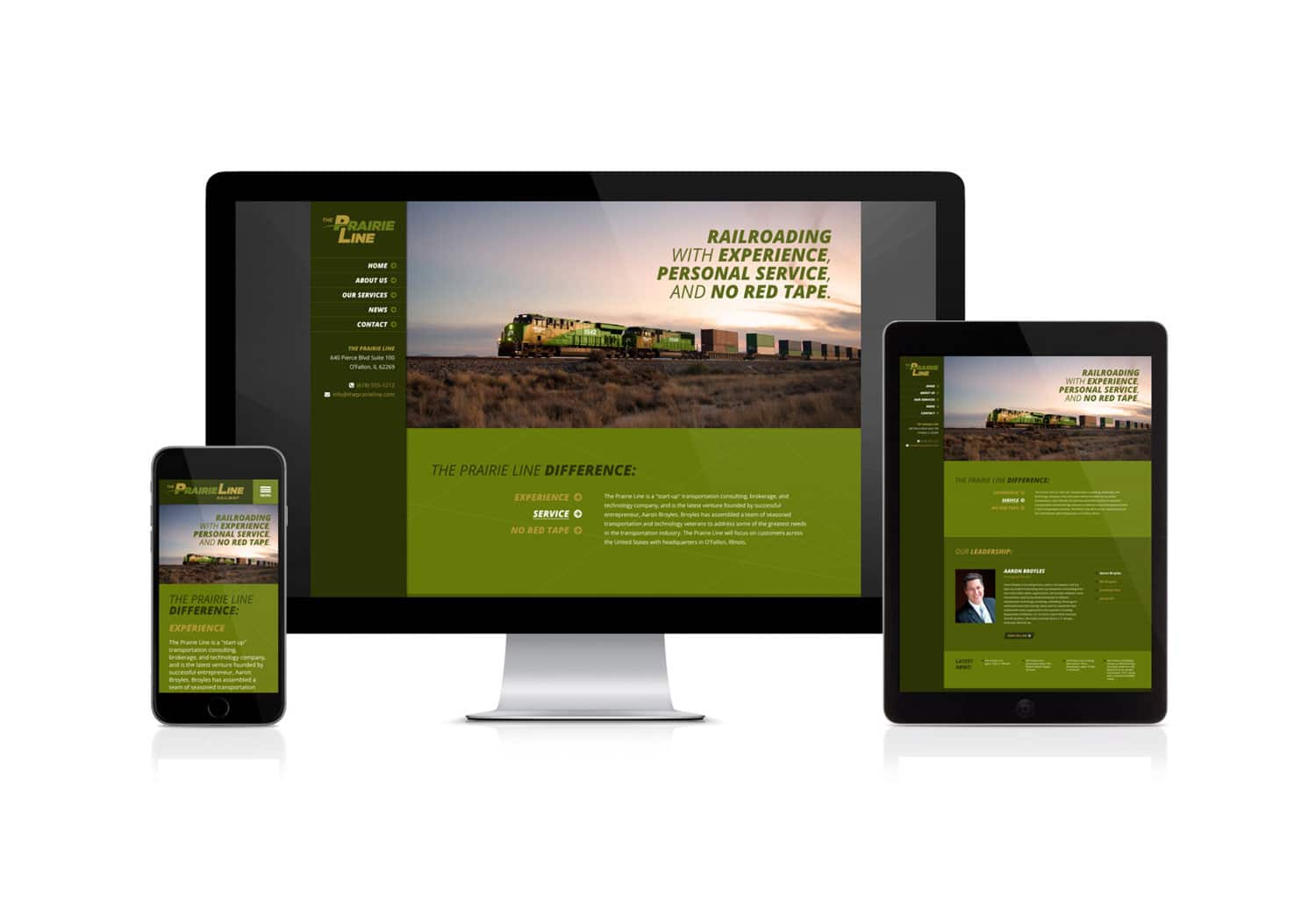 TPL website design 2