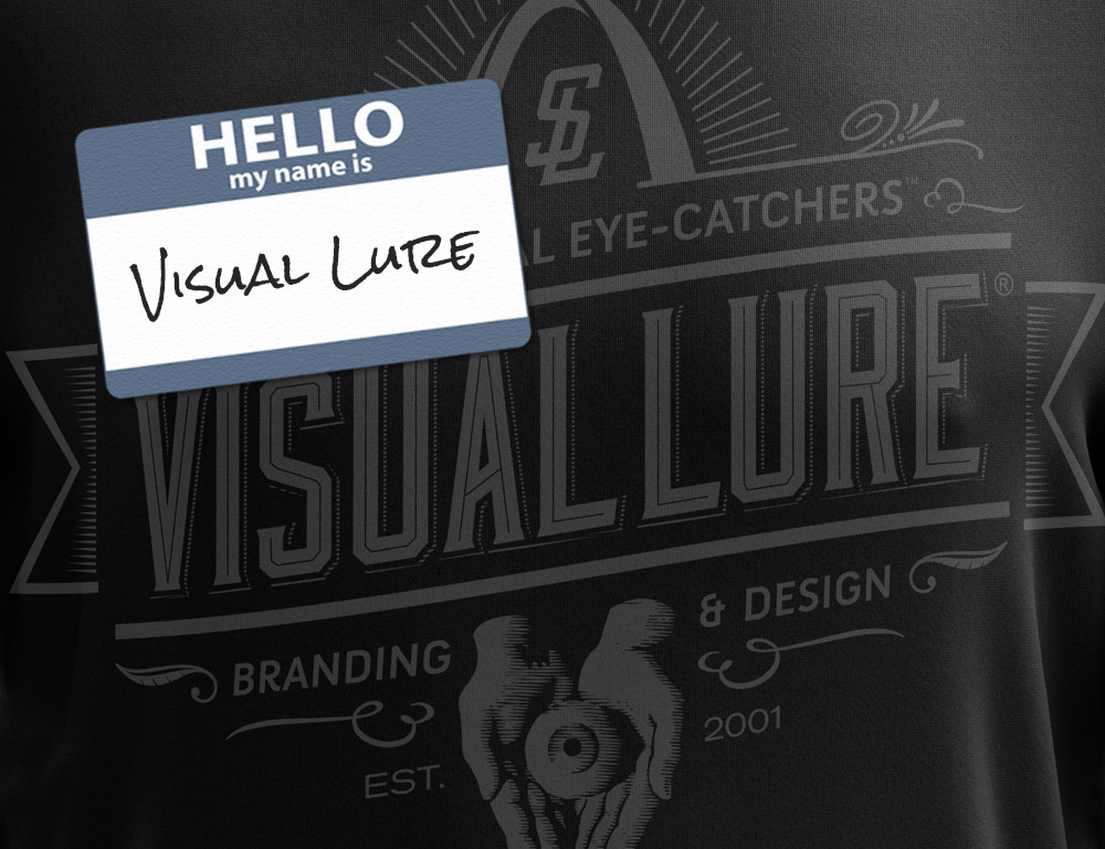 Hello, My Name is Visual Lure