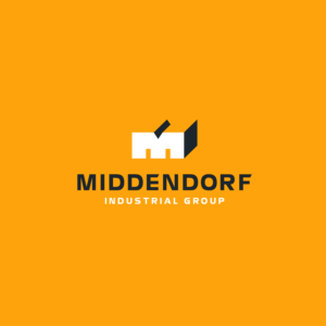 Middendorf Industrial Group Logo option