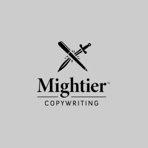 Mightier Copywriting Logo