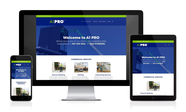 A1PRO Website