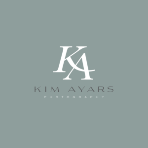 Kim Ayars Photography logo option 1