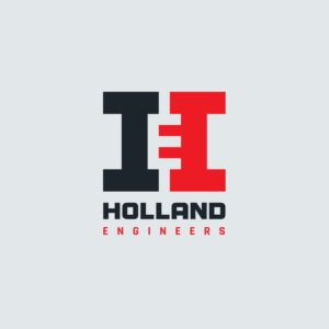 Holland Engineering Logo Option