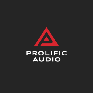 Prolific Audio Logo Design