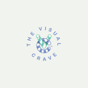 The Visual Crave final logo design
