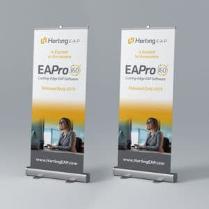 Harting EAPro360 Banners