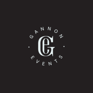 Gannon Events Logo Design Option