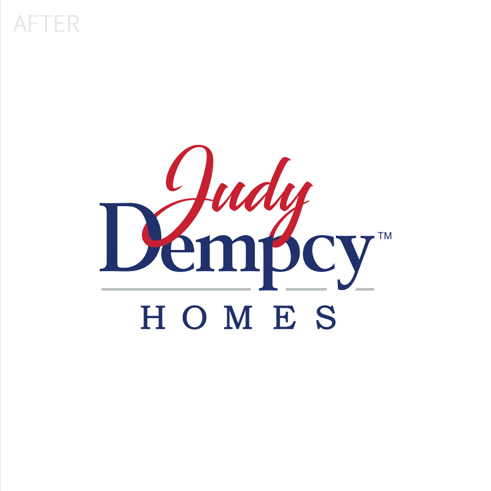 Judy Dempcy Logo After