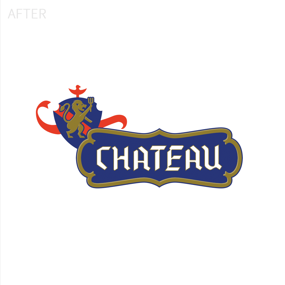Chateau Logo After