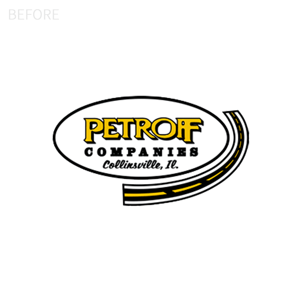 Petroff Logo Before
