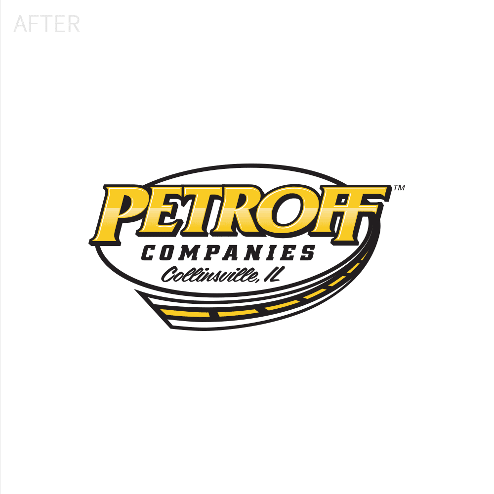 Petroff Logo After