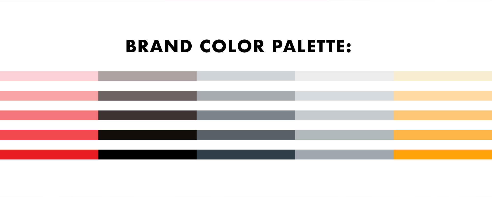 Holland Engineers color palette