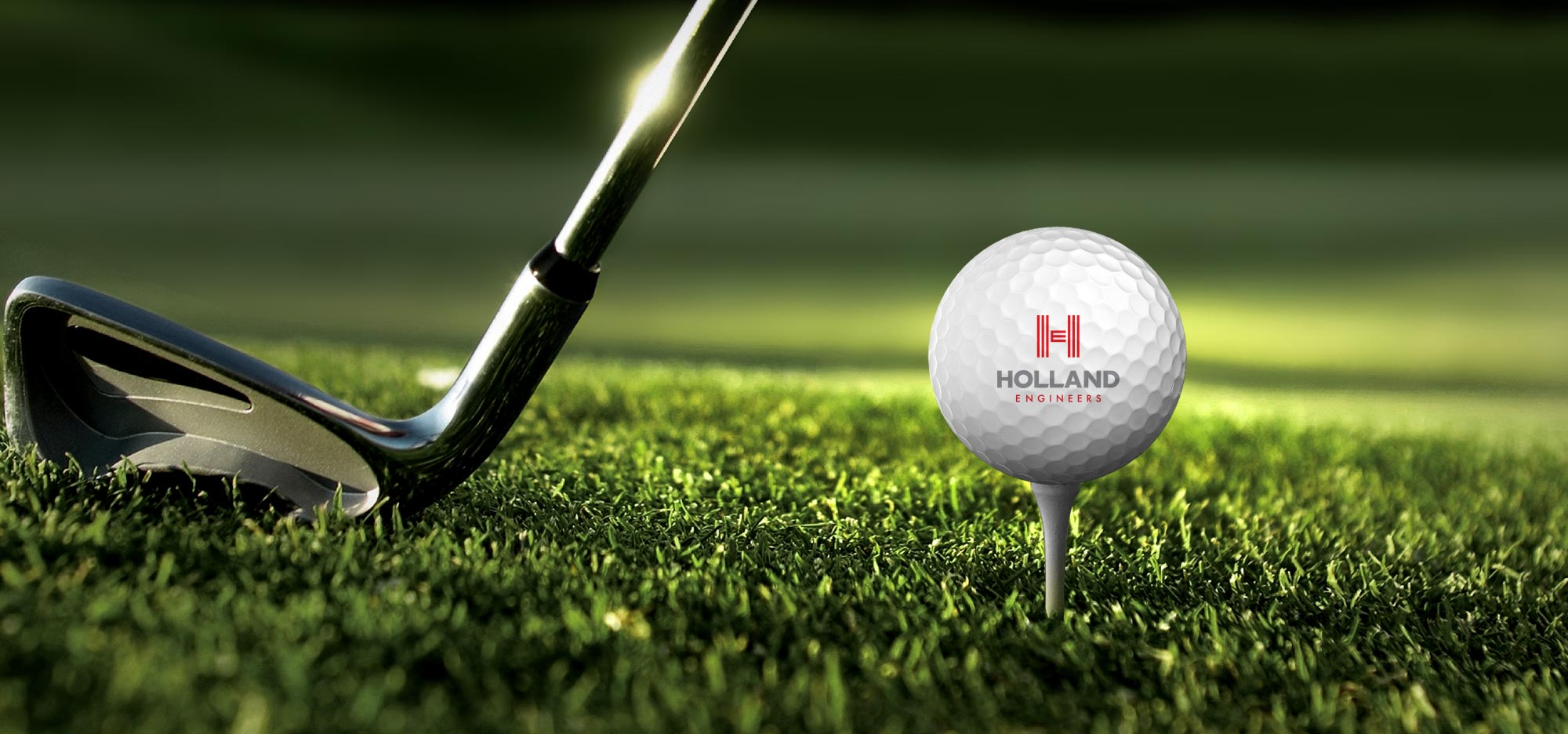 Holland Engineers golf ball design
