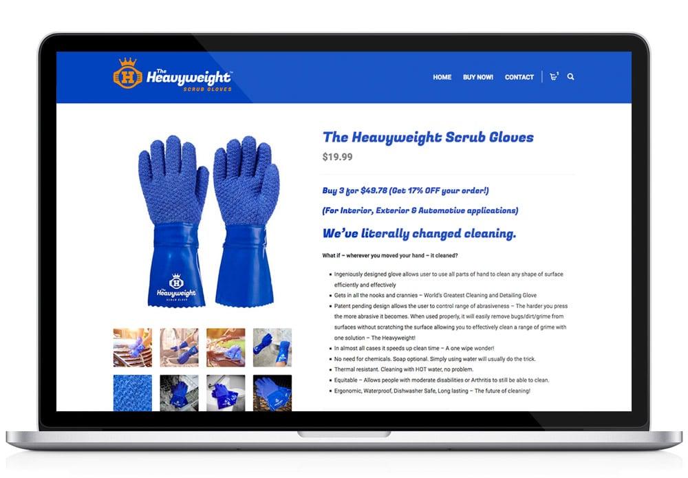 HWSG online ecommerce store