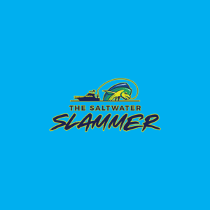 The Saltwater Slammer logo design