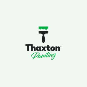 Thaxton Painting Logo Design Option