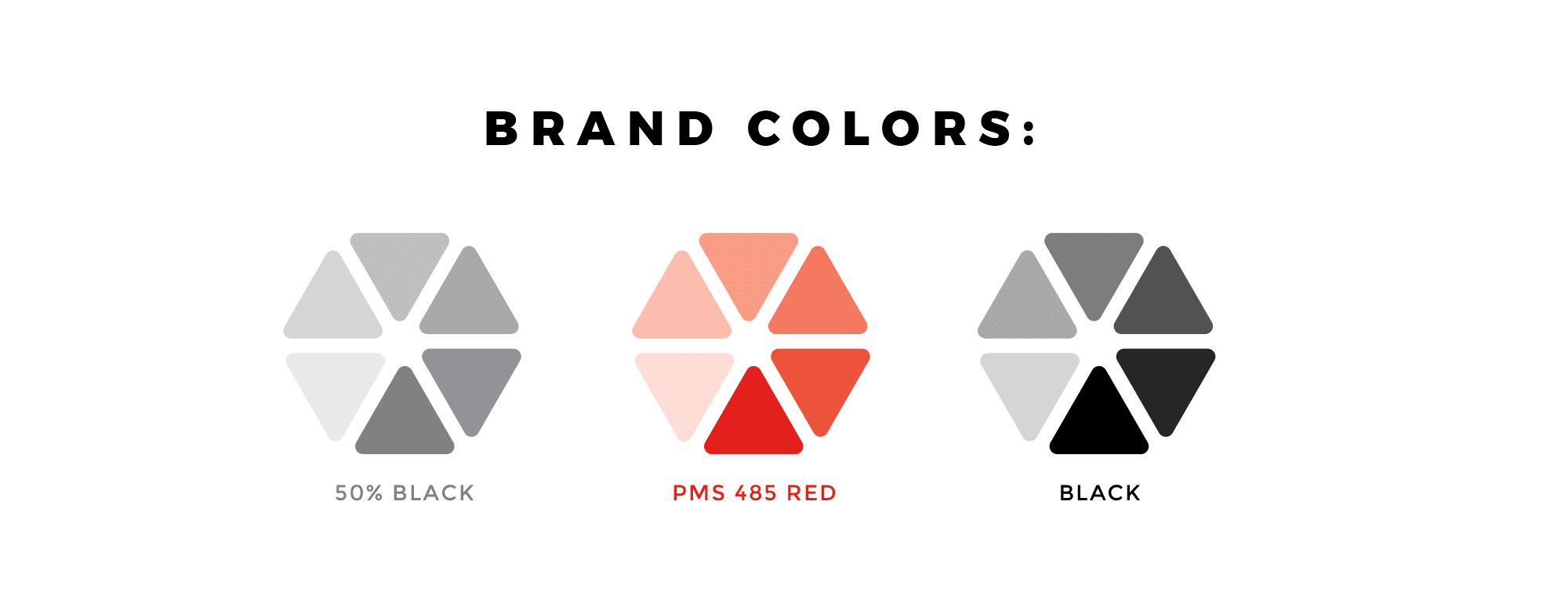 AS brand colors