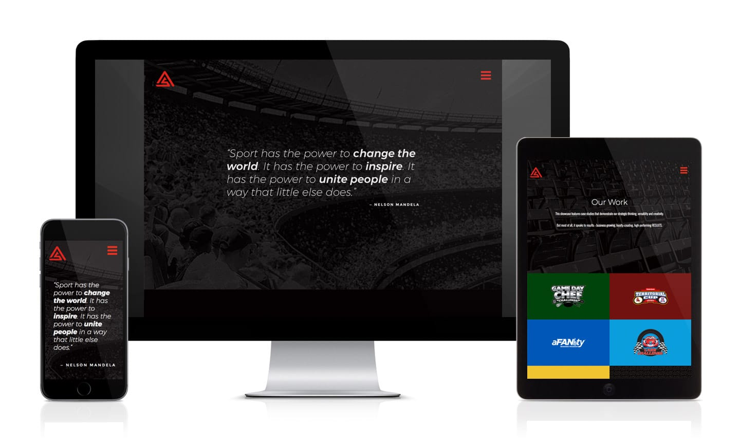 AdSport Website