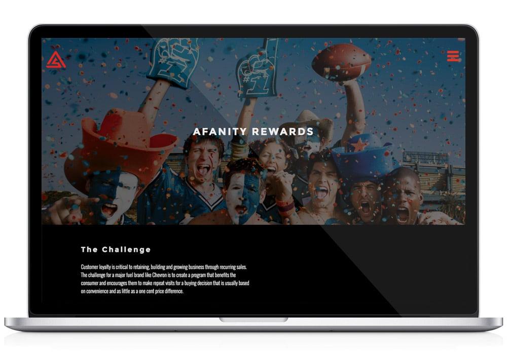 AdSport Portfolio Page