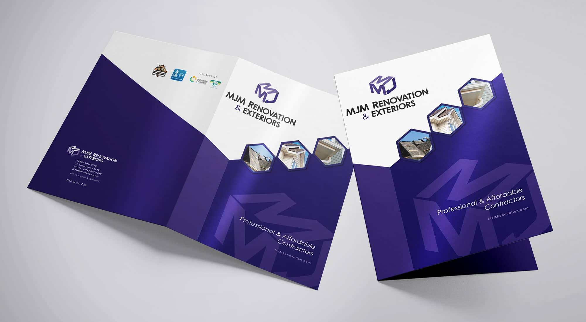 MJM Folder Design