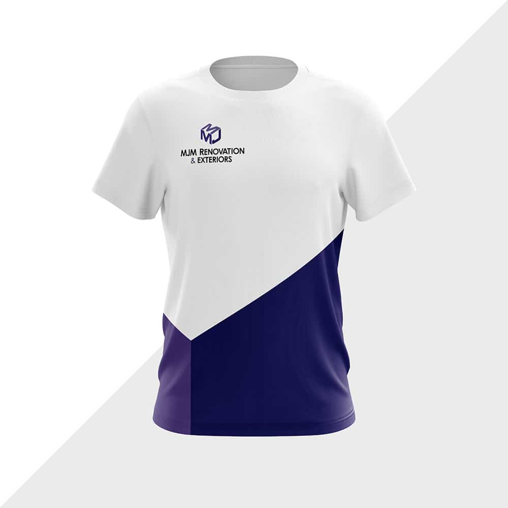 MJM t-shirt design