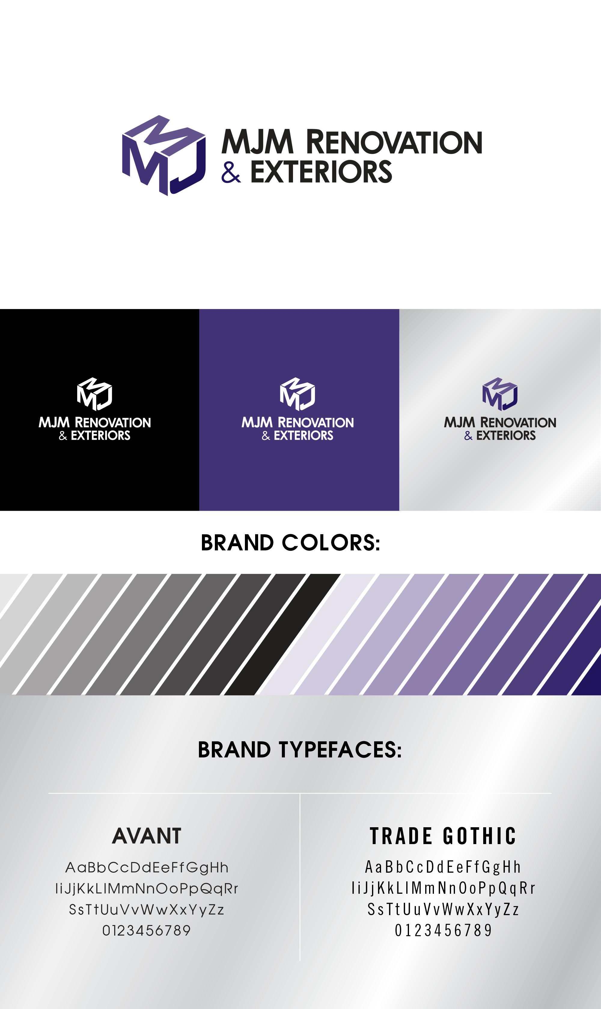 MJM brand assets