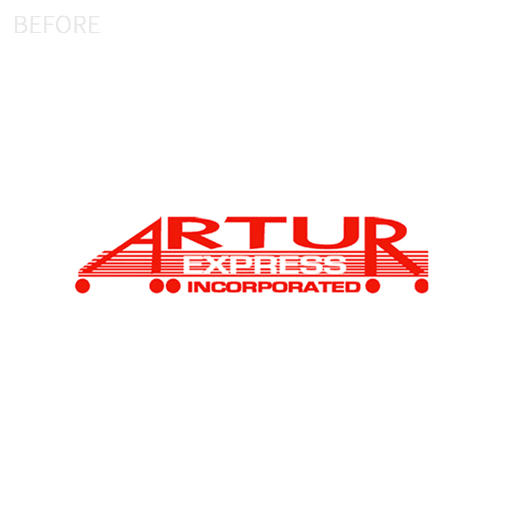 artur logo before