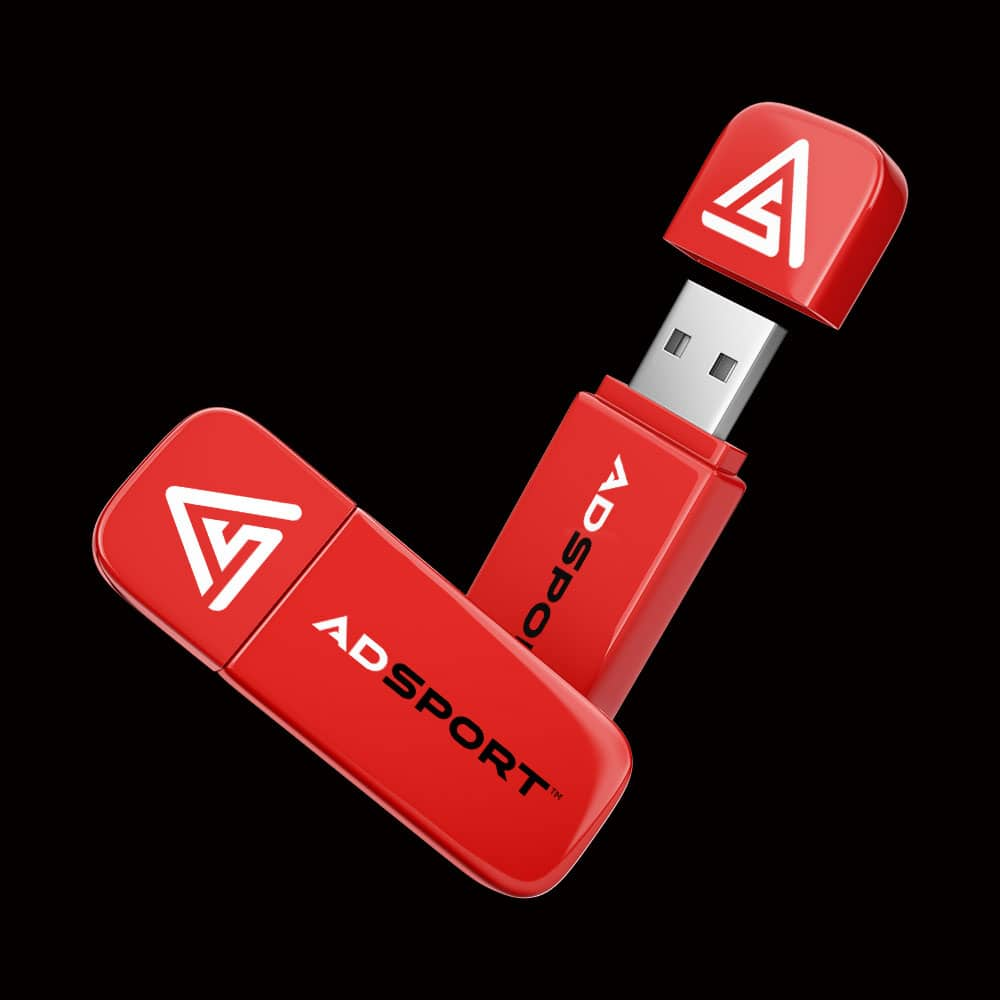 AdSport flash drive design 2