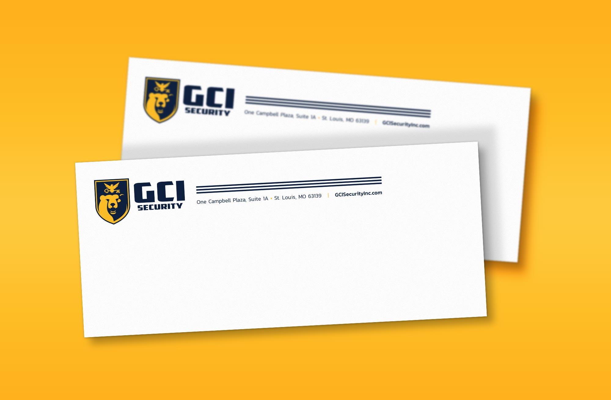 GCI Envelope Design