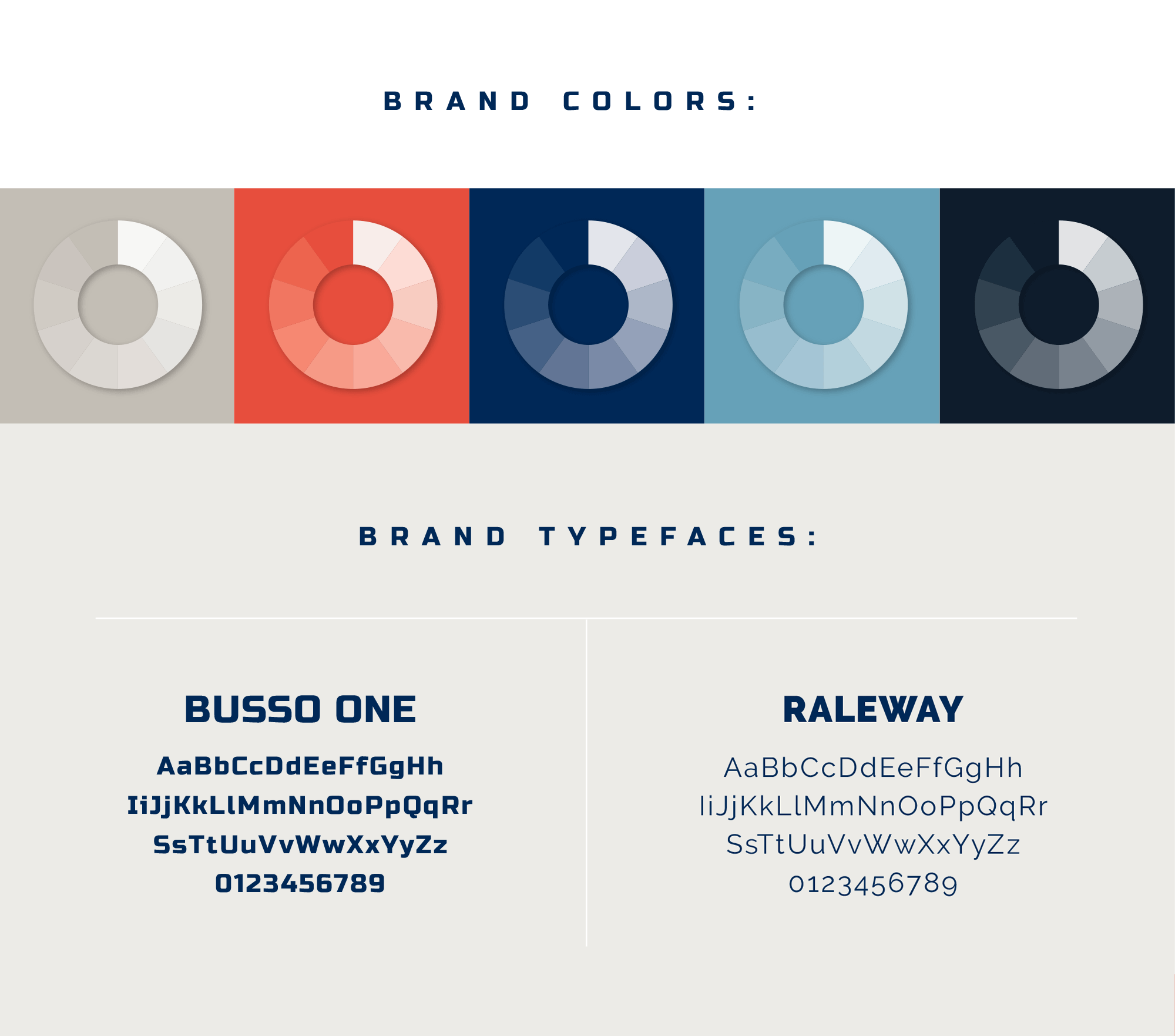 Ditat brand colors and fonts