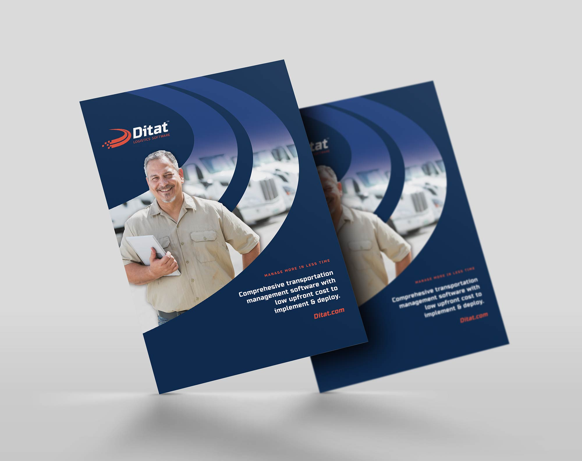 Ditat folder design