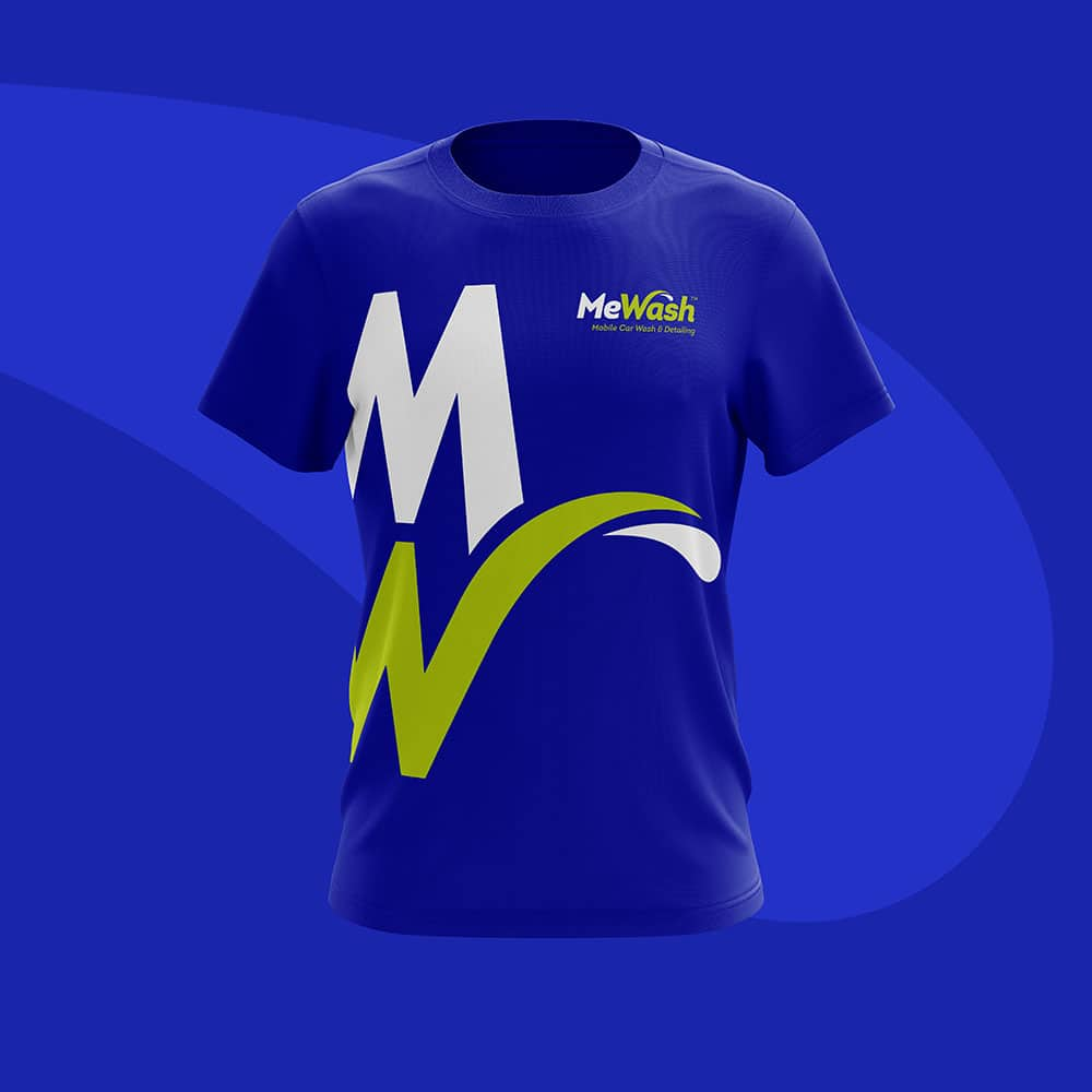 MeWash t-shirt design 2