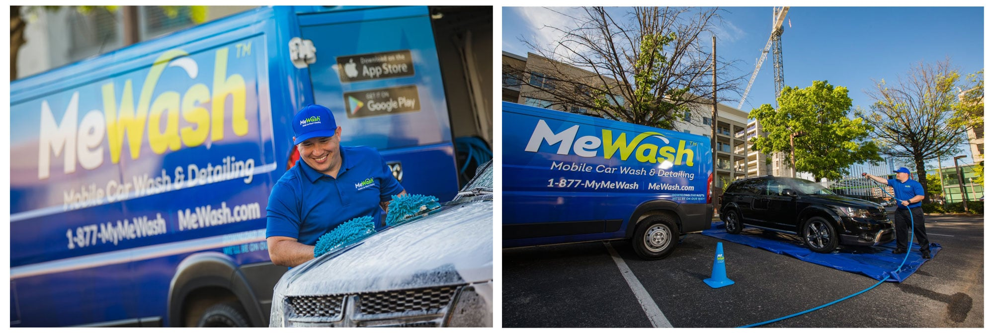 MeWash branding photos 8