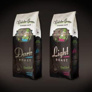 Webster Groves Coffee Packaging