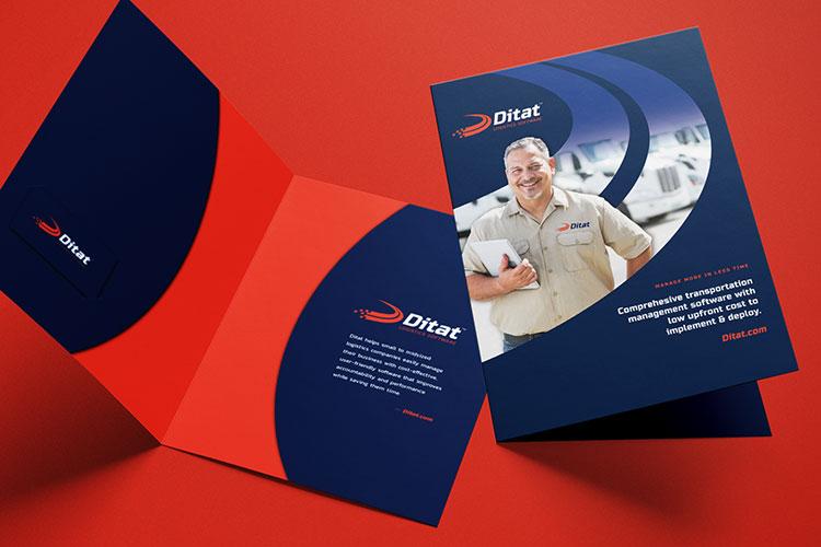 Ditat Branding Design