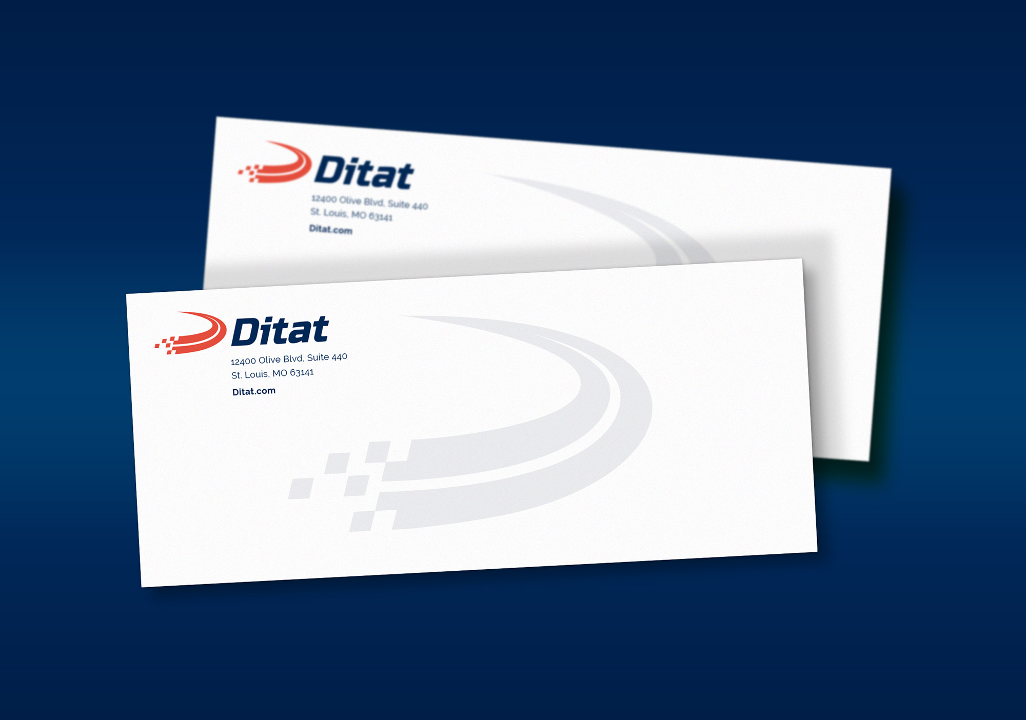 Ditat envelope design