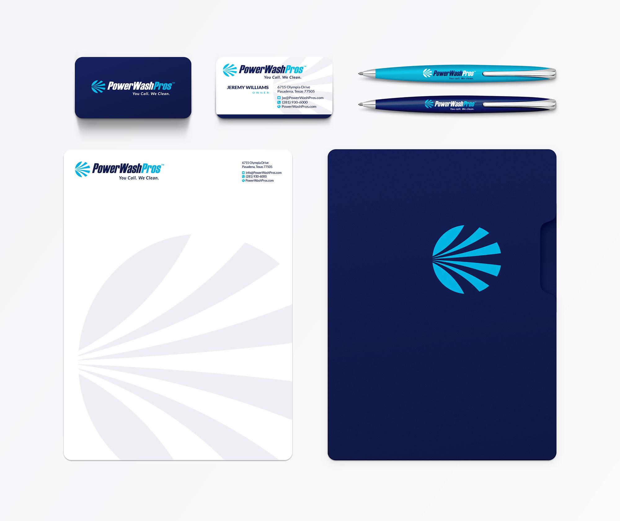 PWP Identity Design