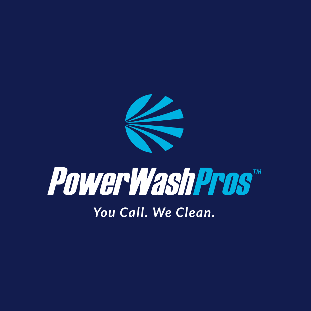 PWP logo design on dark blue background