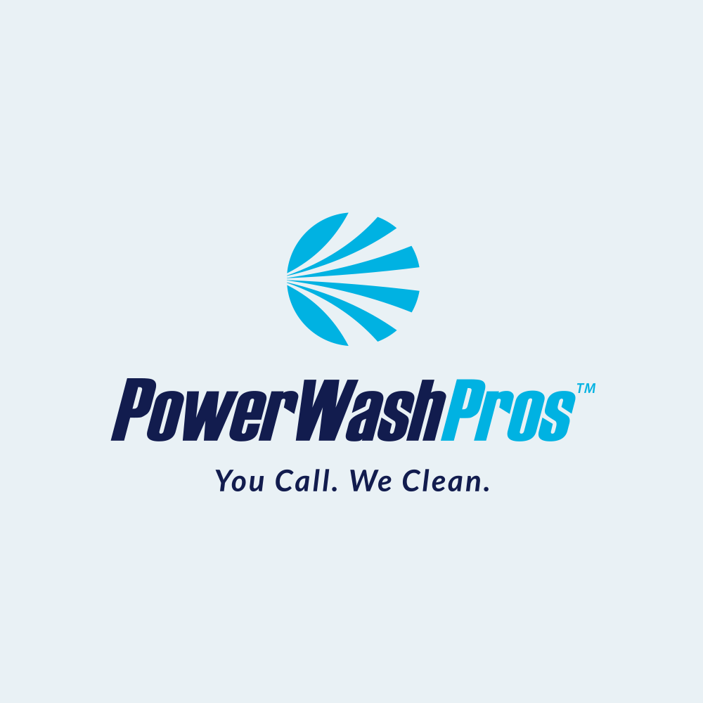 PWP logo design on light background