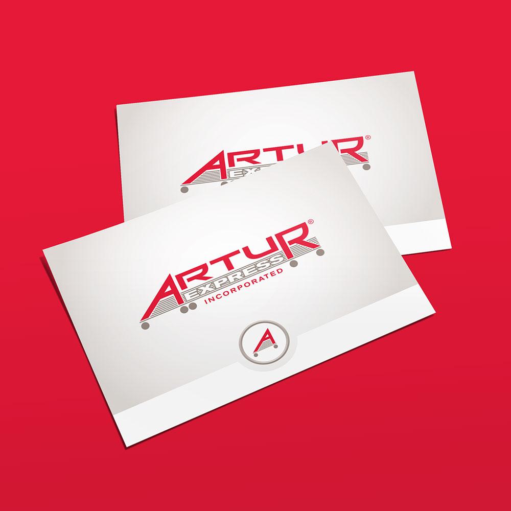 Artur notecard design