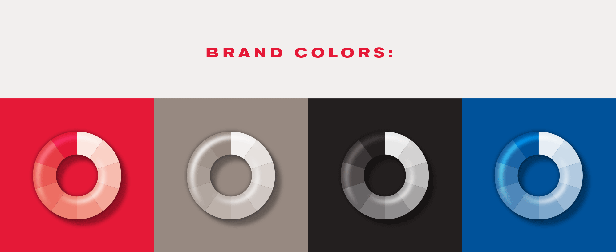 Artur brand color palette