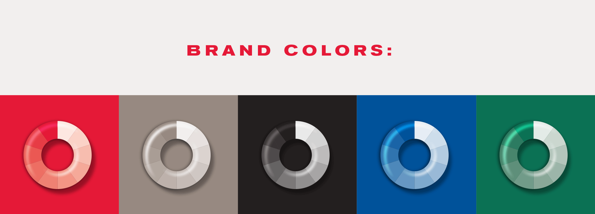 Artur brand color palette