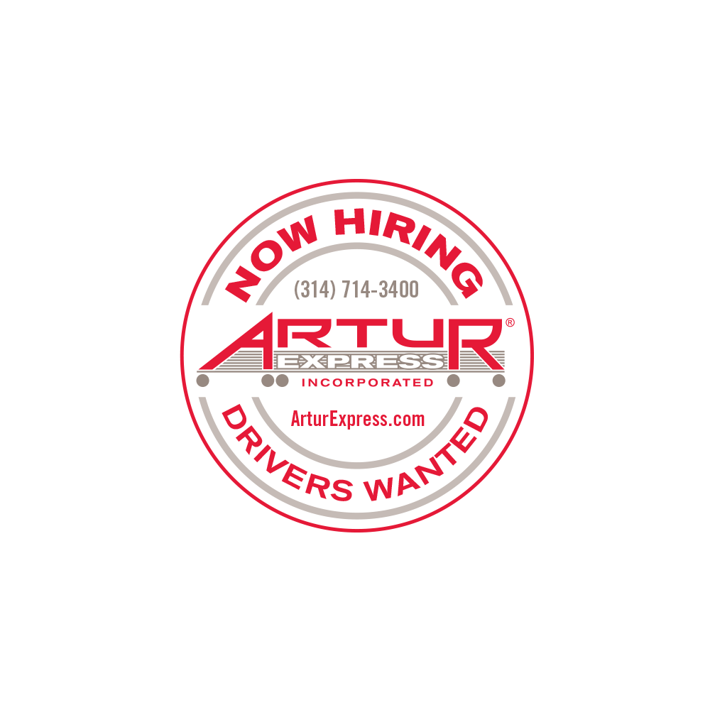 Artur hiring sticker design