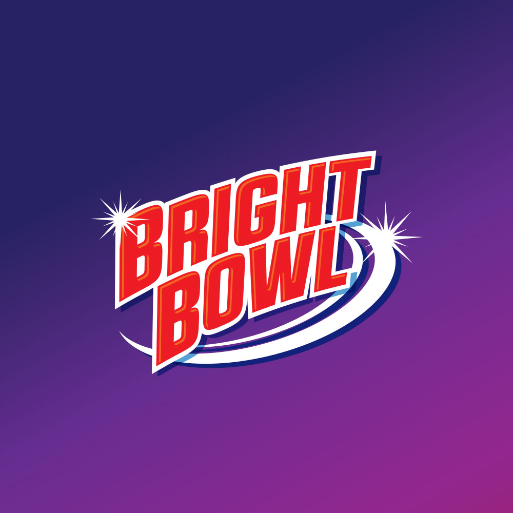 Bright Bowl logo design