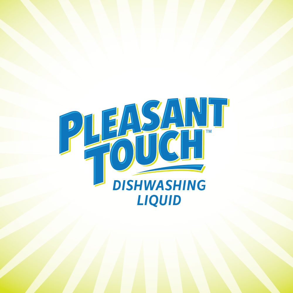 Pleasant Touch logo design