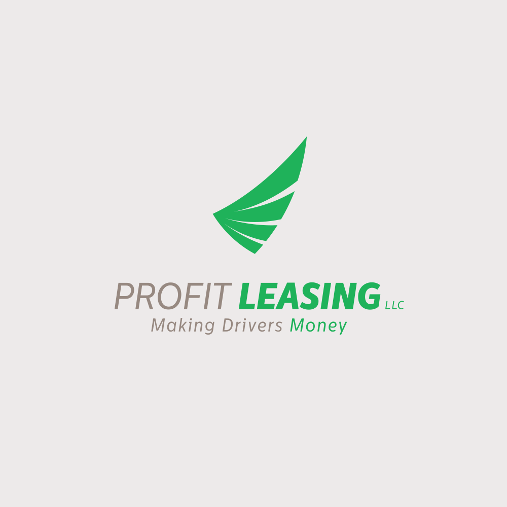 Profit Leasing logo design