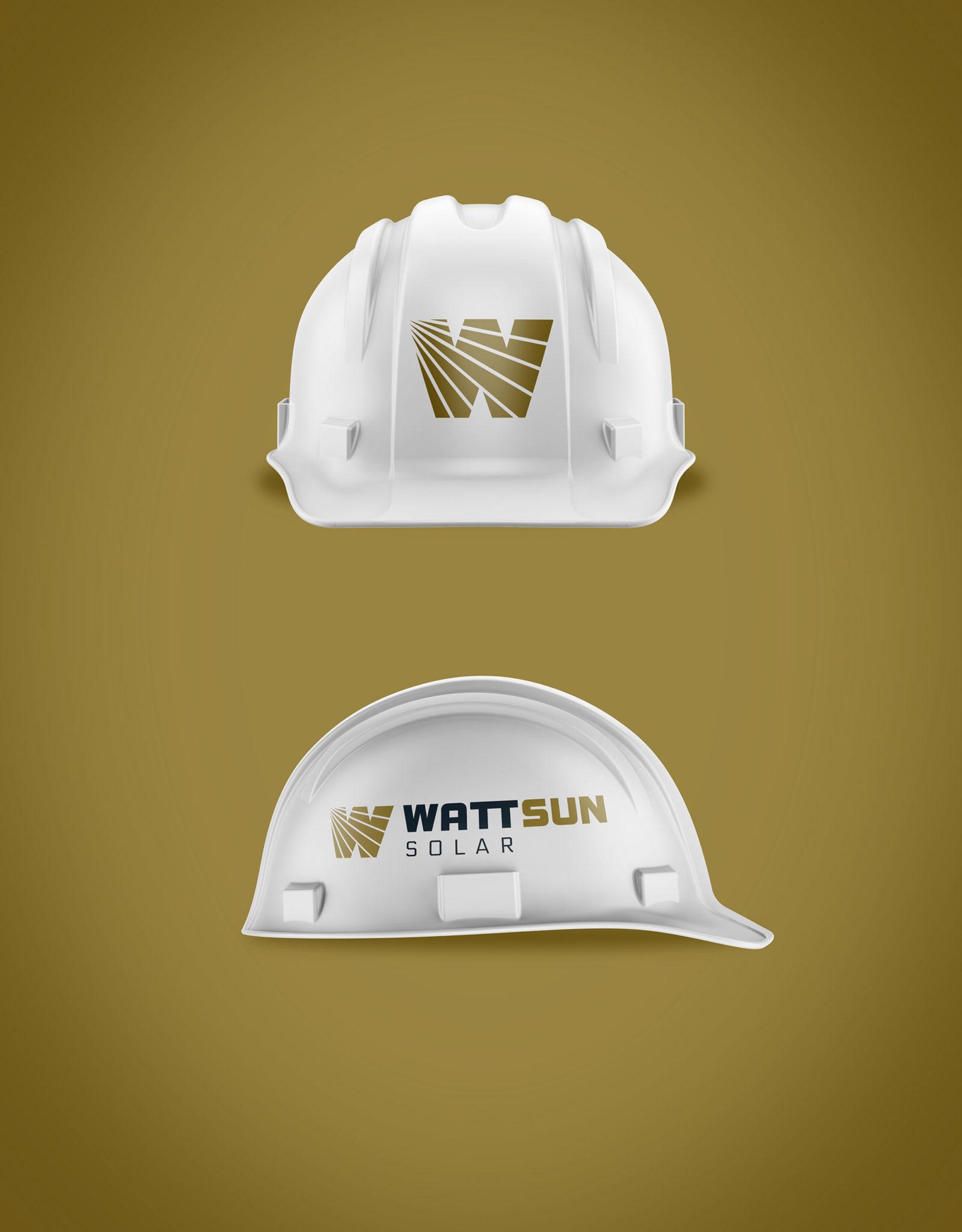 Wattsun hardhat design